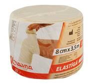 Бинтмедицинский эластичный 2 Latex Free8смх3,5мLauma