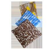 Сидушка раскладная из гречневой шелухи Лотос, 45x45 см (сатин)