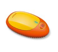 Щетка для распутывания волос НТ 10 orange-yellow Beurer