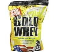 Протеїн Gold Whey Банан WEIDER 500 гр
