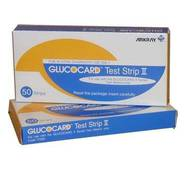Тест-полоски Glucocard Test Strip II, 50 шт.
