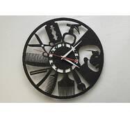 Дизайнерские настенные часы для Barbershop