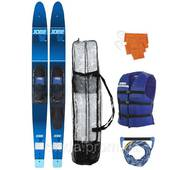"Комплект Allegre 67"" Combo Skis Blue Pack"