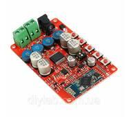 Bluetooth аудіо підсилювач 2х25Вт