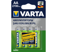 Акумулятор VARTA AA 2700MAH 4 ШТ
