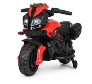 Мотоцикл Bambi M 3832L-2-3 Красный