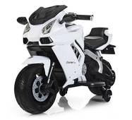 Мотоцикл Bambi M 3637EL-1 Белый