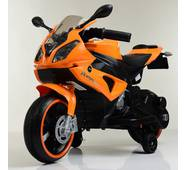 Мотоцикл Bambi M 4103-7 Оранжевый