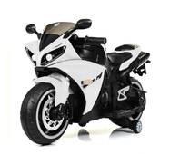 Мотоцикл Bambi M 4069L-1 Белый