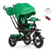 Велосипед трехколесный TURBOTRIKE M 4060-4 Зелёный