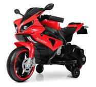 Мотоцикл Bambi M 4183-3 Красный