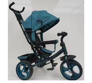 Велосипед трехколесный TURBOTRIKE M 3113-21L Синий