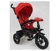 Велосипед трехколесный TURBOTRIKE М 5448HA-3 Красный