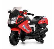 Мотоцикл Bambi M 3625EL-3 Красный