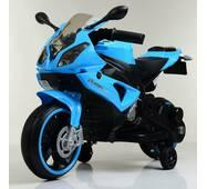 Мотоцикл Bambi M 4103-4 Синий