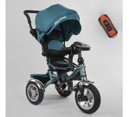 Велосипед трехколесный Best Trike 5890 - 80-601 Бирюзовый