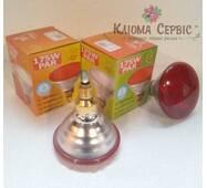 Інфрачервона лампа Lux Light IR PAR38 175 Вт, Червона