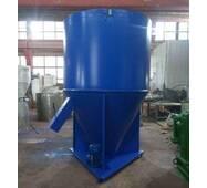 Кормозмішувач шнековий на 1000 кг