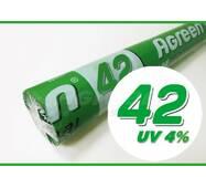 Покривне агроволокно П- 42 (2,1 х 100) в рулоні