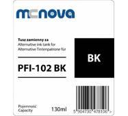 Картридж MC-NOVA PFI-102BK для Canon iPF605/iPF750, Black, 130 мл