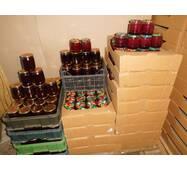 Продам натуральне домашнє малинове варення