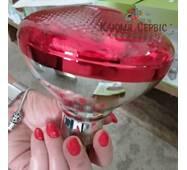 Інфрачервона лампа Lux Light IR PAR38 100 Вт, Червона