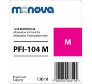Картрідж MC - NOVA PFI - 104m для Canon iPF650/iPF750, Magenta, 130 мл