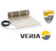 Нагревательные маты на основе двужильного кабеля Veria (Дания) купить в розницу