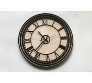 Дизайнерские настенные деревянные часы Big Ben