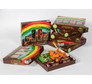 """Конфеты глазированные """"Fruit rainbow"""", 0,300 кг"""