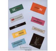 Тканинні етикетки