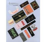 Текстильні етикетки