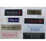 Жакардові етикетки (ткані)
