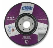Шліфувальний круг PREMIUM Focur 125X7 мм TYROLIT