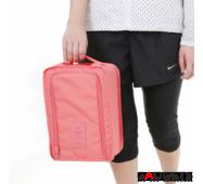 Дорожный чехол для обуви Travelty Shoes Pouch Peach Pink (TR-SP-PP) Pink