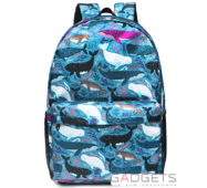 Городской рюкзак Travelty Whale Daypack Синий (TR-DP-WAH) Синий