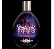 Крем для загара в солярии с бронзантом и жемчужной пылью MIDNIGHT EXPRESS 200X для красивого объемного оттенка