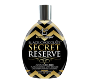 Крем для загара в солярии с мощными бронзантами BLACK CHOCOLATE SECRET RESERVE 200X