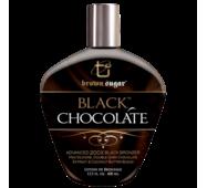 Крем для загара в солярии с супер шоколадными бронзантами BLACK CHOCOLATE 200X, эффект гарантирован
