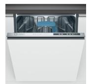 Вбудовувана посудомийна машина KERNAU  KDI 6951
