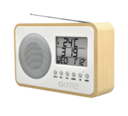 Радиочасы GOTIE GRA-100S
