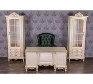 Дерев'яні меблі Версаль для кабінету Бароко стиль