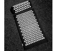 Массажный набор Коврик + Валик Аппликатор Кузнецова Premium Черный