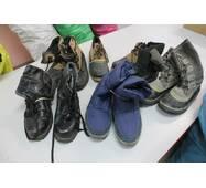 Секонд хенд, Дутиши, ботинки муж зима 1,2с
