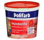Polifarb акрифарба 10 л.