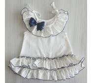 Платье-туника 80