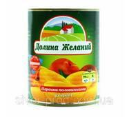 """Персики половинки 820г """"ТОРЕДО"""" ж/б (1/12)"""