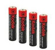 Батарейка Kodak ААА міні-пальчик в пленке 1шт (1/60)