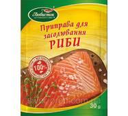 """Приправа для засолки рыбы """"Любисток"""" 30г (1*5/100)"""