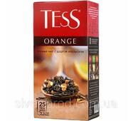 """Чай """"Тесс"""" 25п*1,5г Orange, Black [Чорний з Апельсином] (1/24) 5343"""